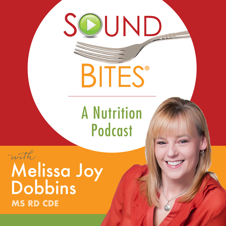 Sound Bites A Nutrition Podcast show art