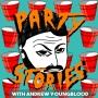 Artwork for Party Stories w/ Andrew Youngblood Ep 6: Britt Vasicek