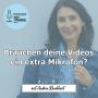 Artwork for Brauchen deine Videos ein extra Mikrofon?