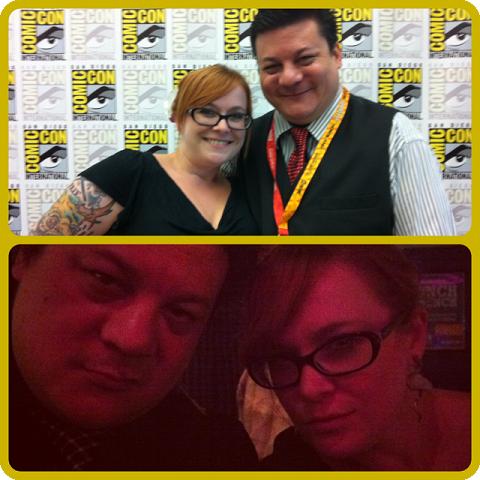 Episode 419 - San Diego Comic Con: Spotlight on Becky Cloonan!