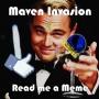 """Artwork for 105 CCNT """"Maven Invasion & Read me a Meme"""" - 09.12.2018"""