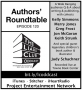 Artwork for The Liars Club Oddcast # 120 | Authors Roundtable: Audience Q & A Recorded Live at the Towne Book Center