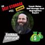 Artwork for 💰#65: Storage Spotlight #35 | Yonah Weiss - Self Storage Cost Segregation Expert