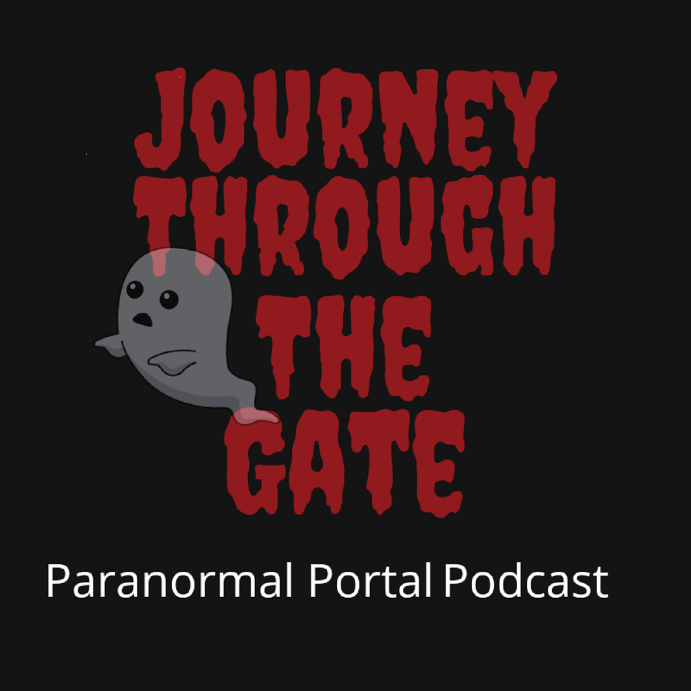 Journeythroughthegate's podcast show art
