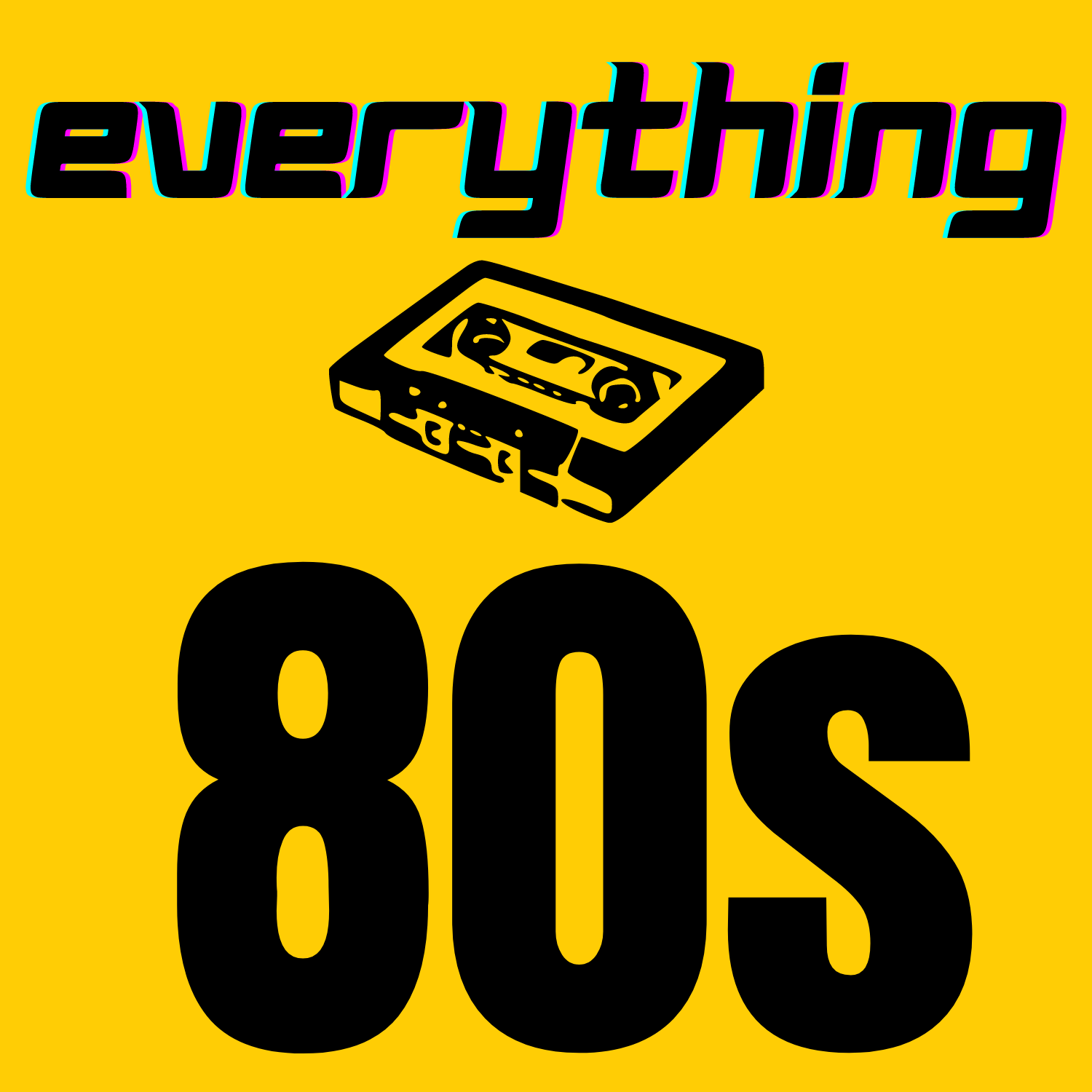 The Everything '80s Podcast show art