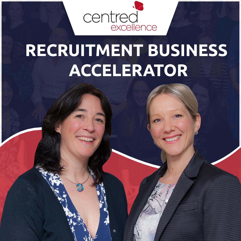 Recruitment Business Accelerator show art