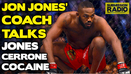 Submission Radio 11/1/15 Randy Couture, Mike Winkeljohn, John Kavanagh + Jon Jones Failed Drug Test