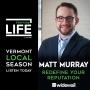Artwork for #145: Redefine Your Reputation with Matt Murray