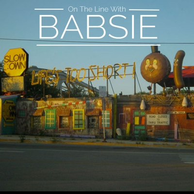 On the Line with Babsie show image