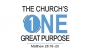 Artwork for The Church's One Great Purpose (Dr. Chris Bonts)
