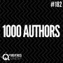 Artwork for #182: 1000 AUTHORS - Daily Mentoring w/ Trevor Crane #greatnessquest