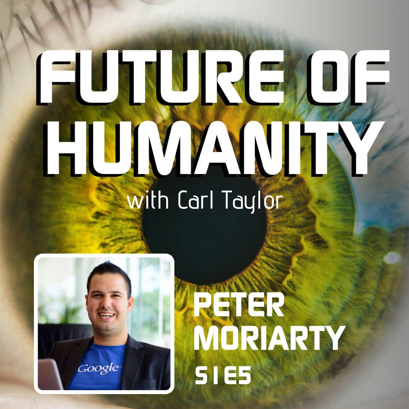 The Future of Email, Digital Identity & Corporate Overlords with Peter Moriarty - Episode 5