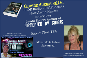 S2 Episode 87: Lynda Bogert   Ghost Stories   Hauntings   Paranormal and The Supernatural