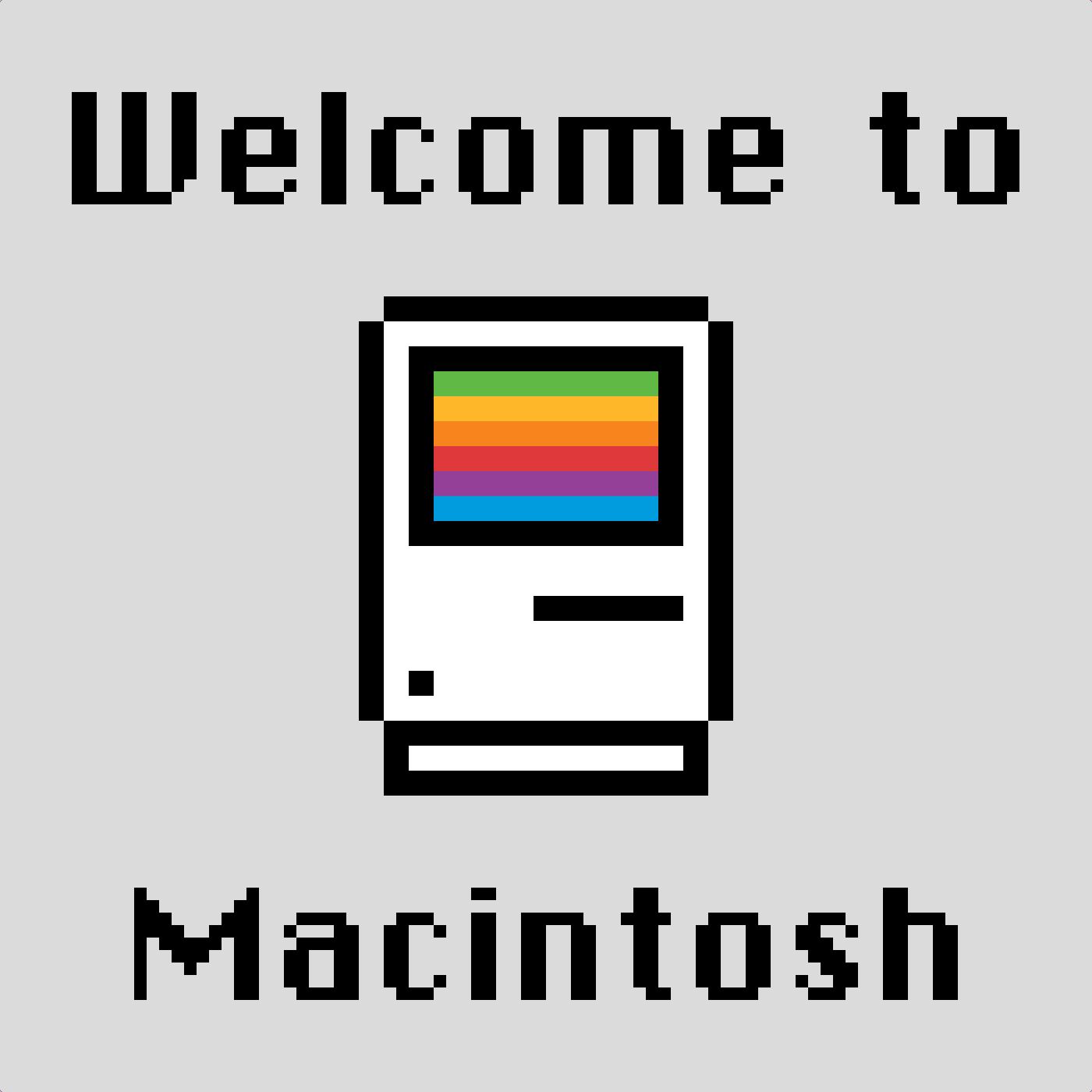 Welcome to Macintosh show art