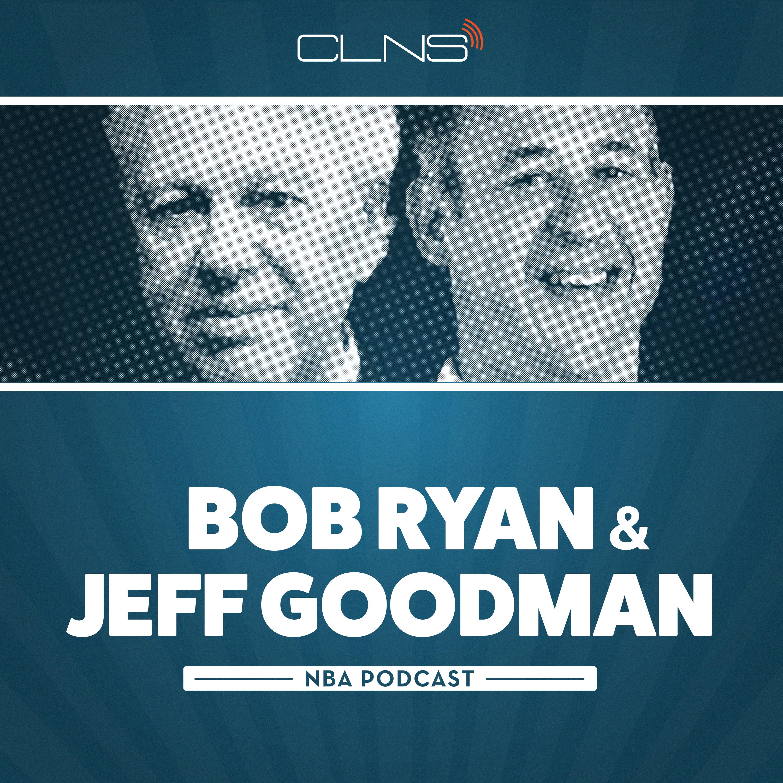 Bob Ryan & Jeff Goodman NBA Podcast show art