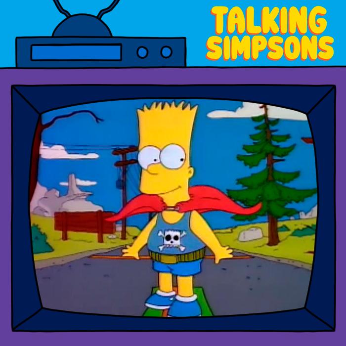 Talking Simpsons - Bart The Daredevil With Dan Ryckert