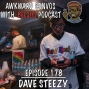 Artwork for #178 - Dave Steezy