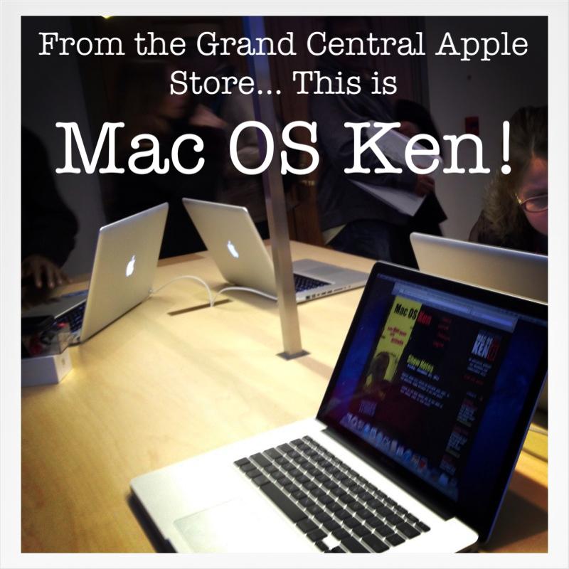 Mac OS Ken: 12.28.2011