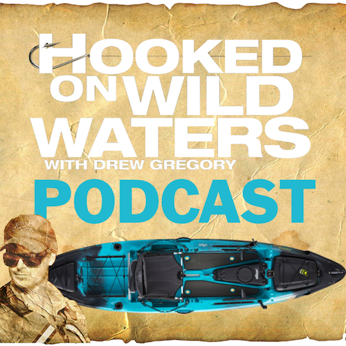 Hooked on Wild Waters show art
