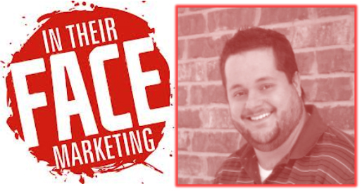 Pharmacy Podcast Episode 104 Carl D. Britton, Jr - In Their Face Marketing
