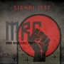 Artwork for Episode 81. Signal Test - mixed by Mars Resistance Front