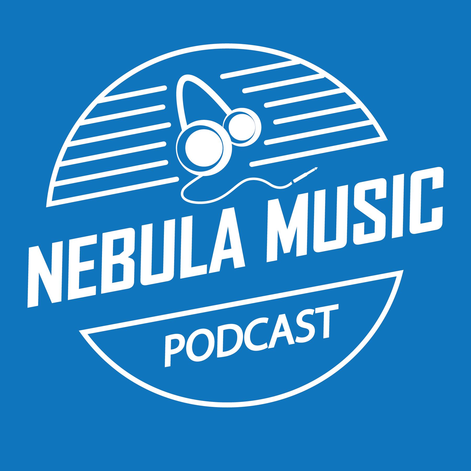 Nebula Music Podcast show art