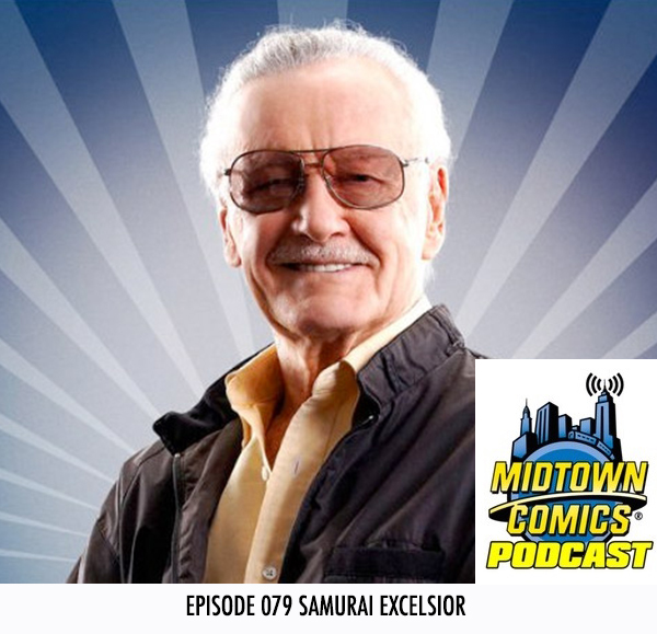 Midtown Comics Episode 079 Samurai Excelsior