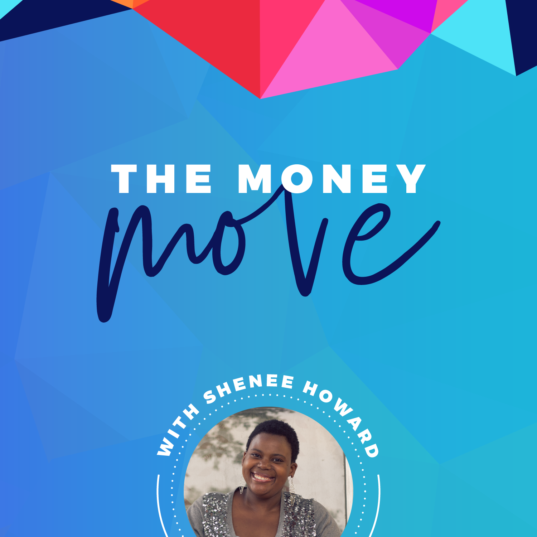 The Money Move show art