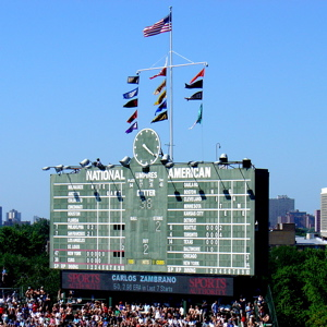 Episode 015: *LIVE FROM WRIGLEY FIELD*