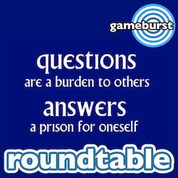 Artwork for GameBurst Roundtable - November 2016 Q&A