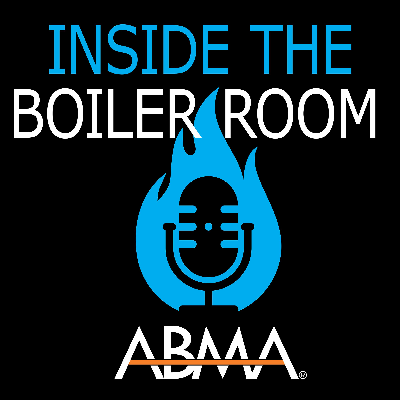 Inside the Boiler Room show art