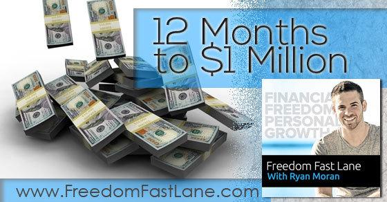 12 Months to $1Million Dollars on Amazon