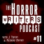 Artwork for The Horror Writers Podcast - Episode #11:  The Tell-Tale Hart with author Joe Hart