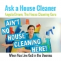 Artwork for When You Live in the Wrong Place to Clean Houses