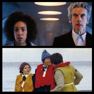 Tim's Take On: Episode 329(Bill Announced/Doctor Who: Fury from The Deep mini review)