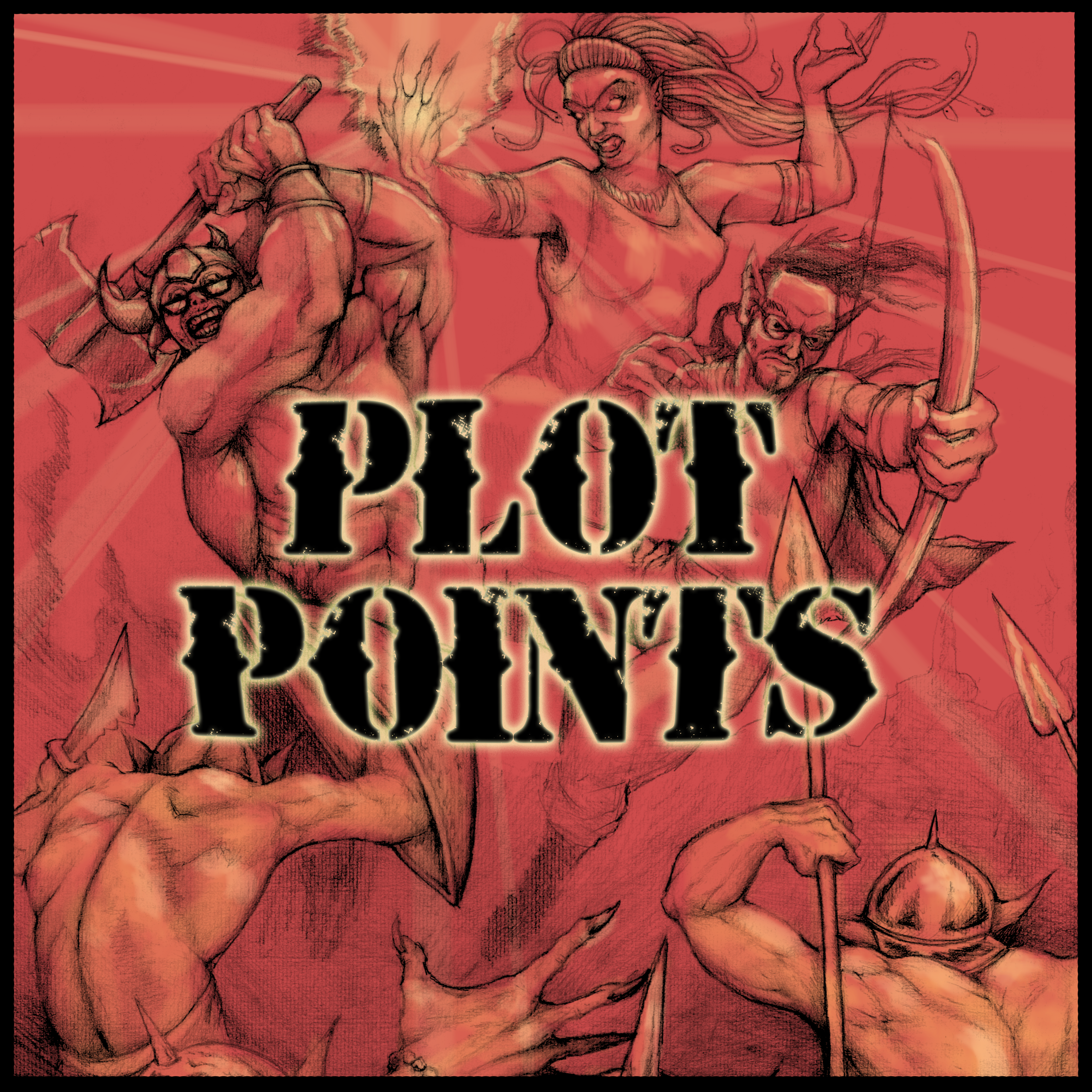 Artwork for Episode 8: FLASH POINT! Soliloquy: Gaming, Maslow, and Religion