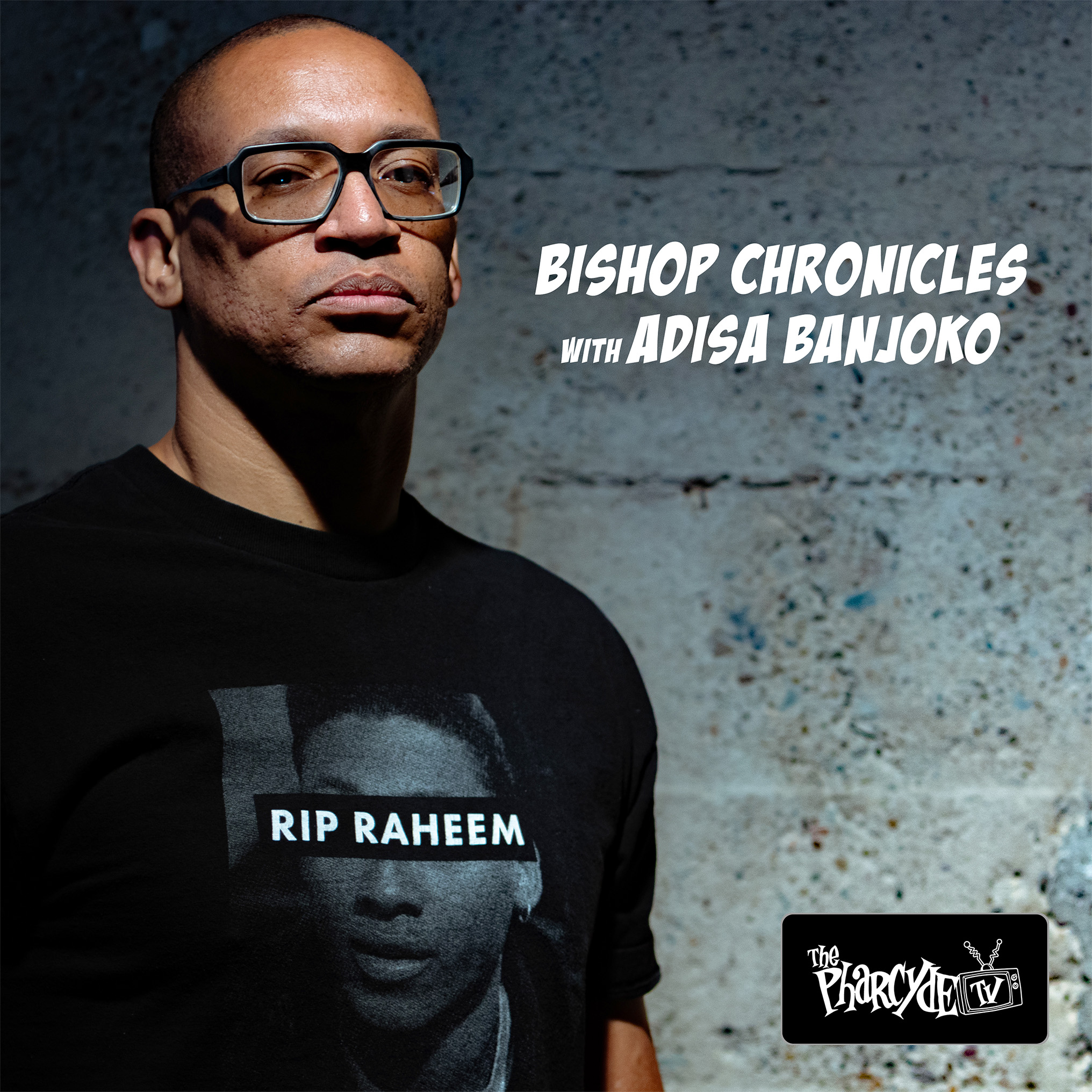 Bishop Chronicles show art