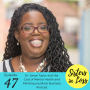 Artwork for EP47 - Dr. JaNae Taylor on the Cost of Mental Health & Minding my Black Business