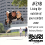 Artwork for 248 Anthony Mendez: Living life outside of your comfort zone
