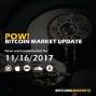 """Artwork for PoW Bitcoin: """"Bitcoin Is So Entertaining"""" - 11/16/2017"""