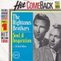 Artwork for The Righteous Brothers - (You're My) Soul and Inspiration - Time Warp Song of The Day