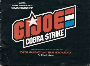 EPISODE 39: G.I. JOE: COBRA STRIKE