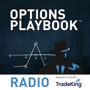 Options Playbook Radio 35: Straddles and Strangles, Continued.