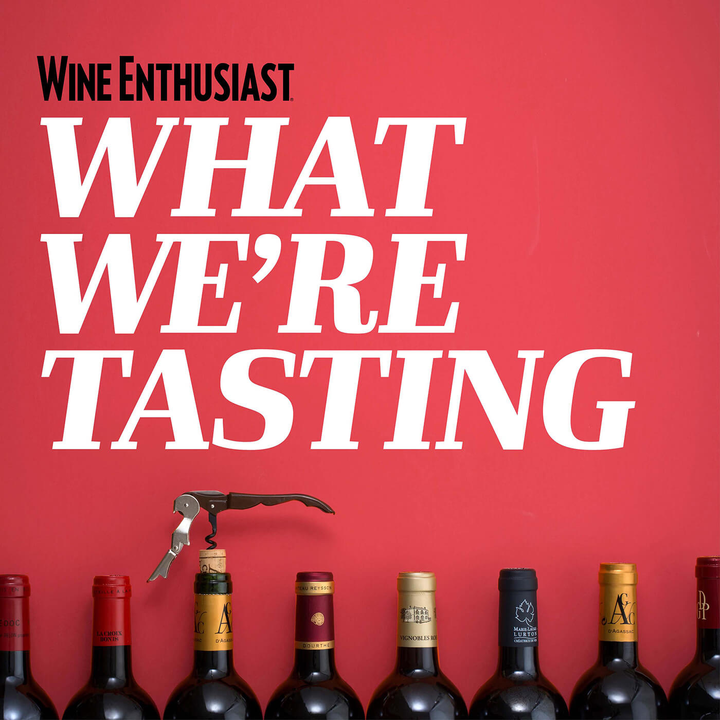 What We're Tasting show art