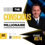 Artwork for The Conscious Millionaire, with JV Crum III - ACEWEEKLY074