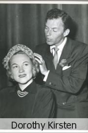 Dorothy Kirsten sings popular music
