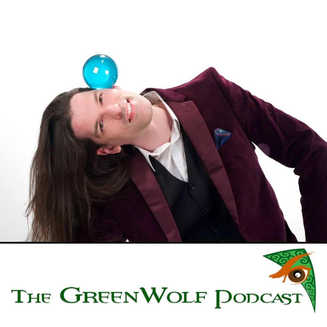 The GreenWolf Podcast - 004- The One Man Sideshow David Darwin