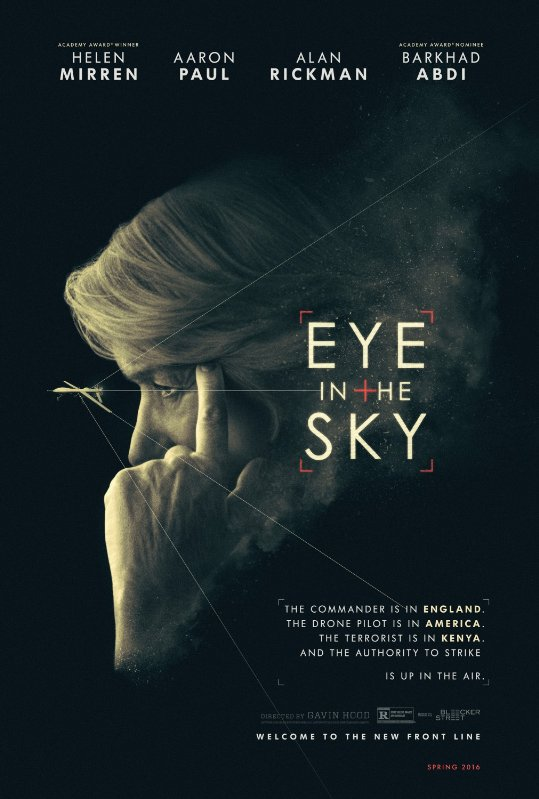 Ep. 232 - Eye in the Sky (Paths of Glory vs. Zero Dark Thirty)