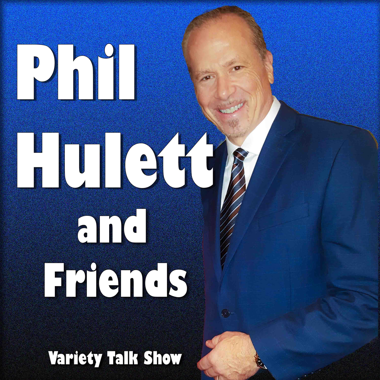 Phil Hulett and Friends show art