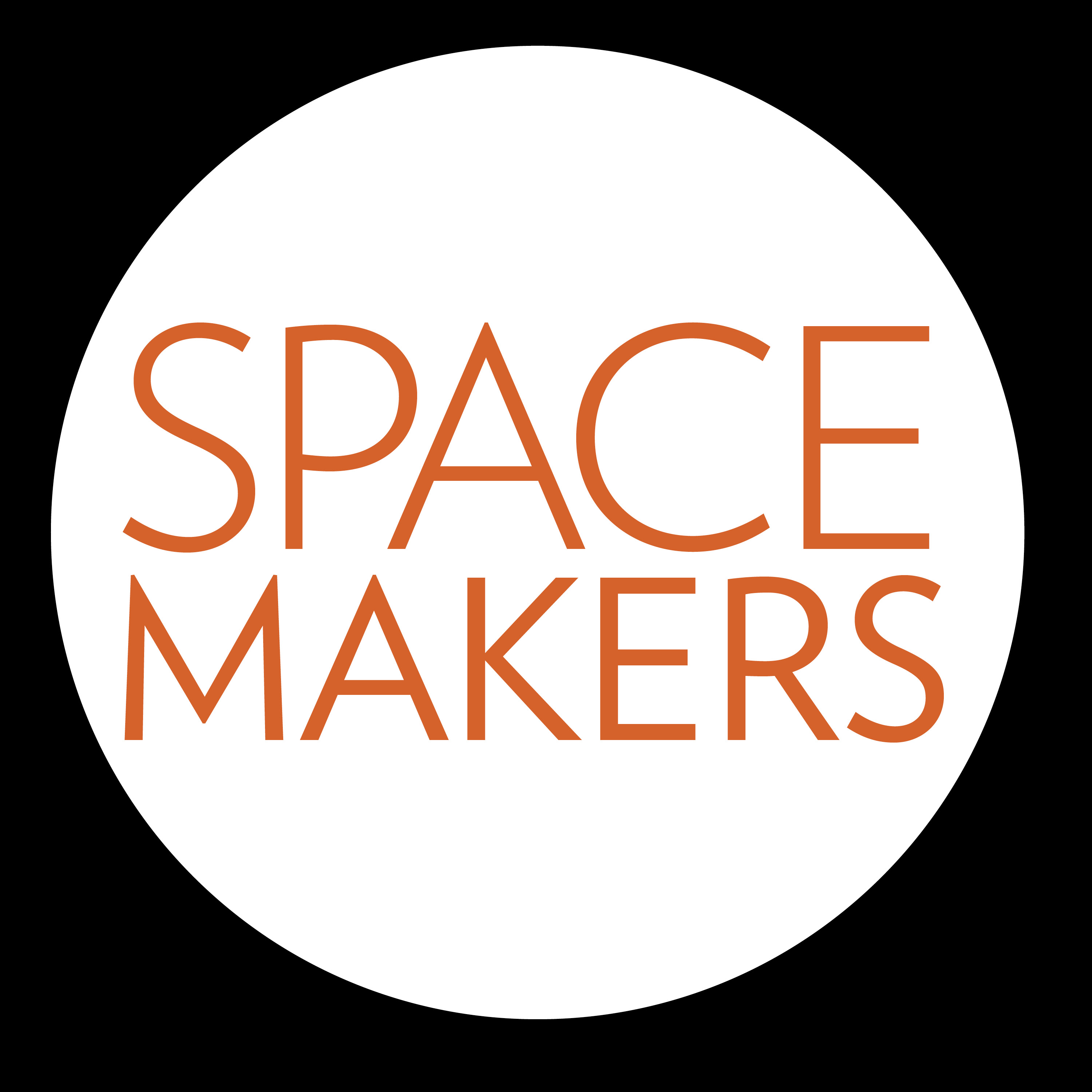Space Makers show art